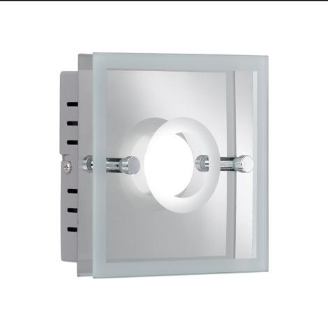 Wofi 4475.01.01.0000 - LED nástěnné svítidlo MIRA 1xLED/4W/230V