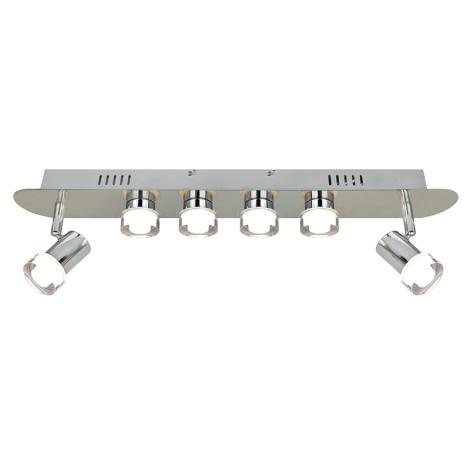Wofi 7792.06.54.0500 - LED bodové svítidlo ANTIBES 6xLED/4W/230V