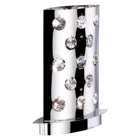 WOFI 8200.03.01.0260 - Stolní lampa DRESS 3xG9/33W