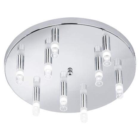 WOFI 9609.09.01.1450 - LED Stropní svítidlo LORETT 9xLED/2,4W