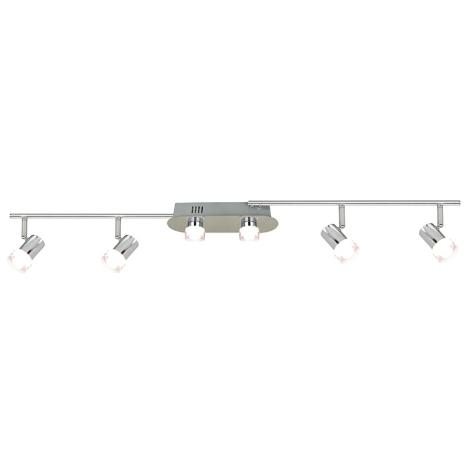 Wofi 9792.06.54.0500 - LED bodové svítidlo ANTIBES 6xLED/4W/230V