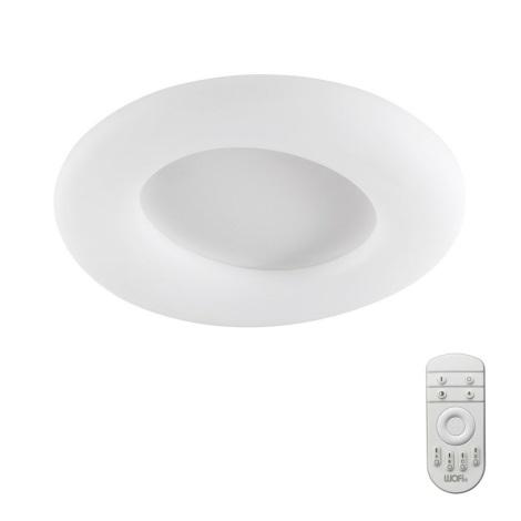 Wofi 9935.01.06.8750 - LED Stmívatelné stropní svítidlo COUNTY 1xLED/63W/230V + dálkový ovladač