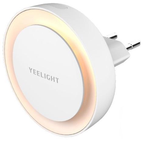 Xiaomi Yeelight - LED Noční světlo se senzorem PLUGIN LED/0,5W/230V