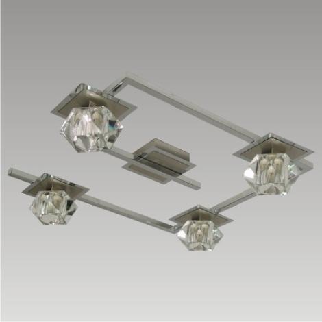 ZAFIRA Stropní svítidlo 4xG9/40W/230V