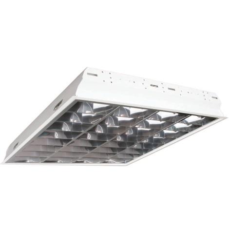 Zářivkové svítidlo EMILIA 4xG13/18W/230V EVG 418/840
