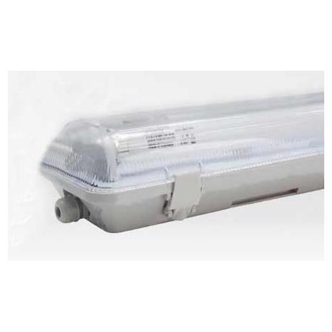 Zářivkové svítidlo TOPLINE 2xT5/80W/230V ABS/PC HELVAR 280R