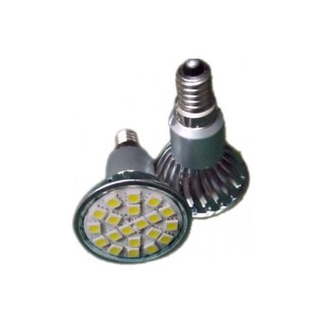Žárovka LED E14/4W bílá