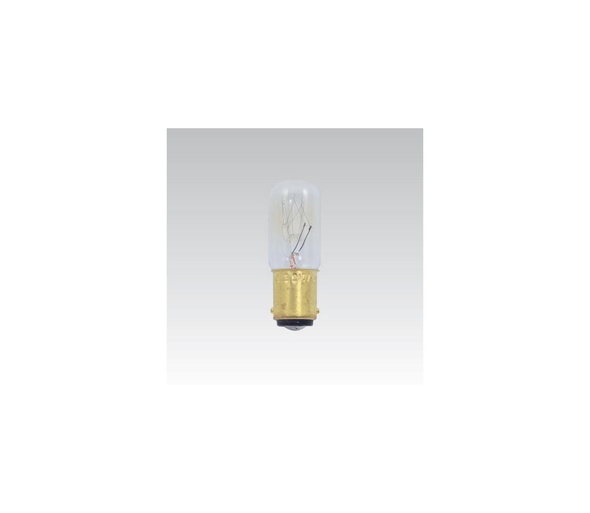Žárovka pro šicí stroje B15d/15W/230V N0621