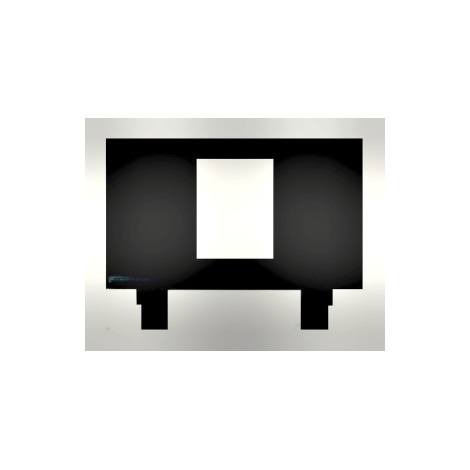 Zásuvka domovní ELEMENT M 5014E-B01017