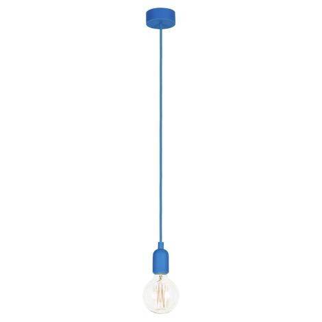 Závěsné stropní svítidlo SILICONE 1xE27/60W/230V