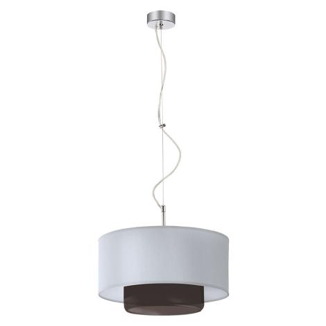 Závěsné svítidlo AVEO 1xE27/80W bílá