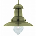 Závěsné svítidlo FISHERMAN 1 XL AB 1xE27/60W