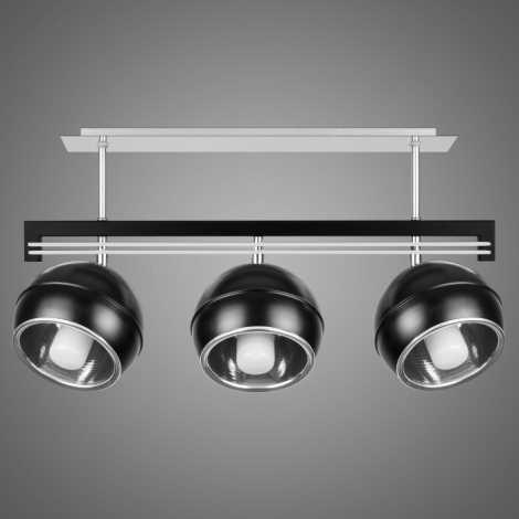 Závěsné svítidlo QUARA SG/KU/3/B 3xE27/60W černá