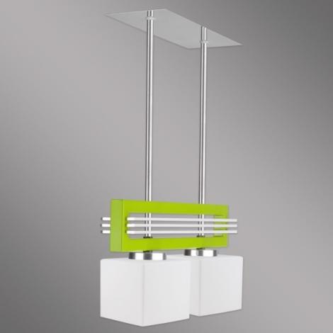 Závěsné svítidlo SANGA SG/2/G/K 2xE14/60W