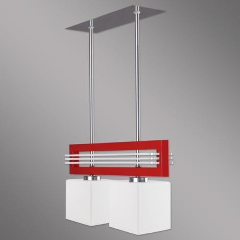 Závěsné svítidlo SANGA SG/2/R/K 2xE14/60W