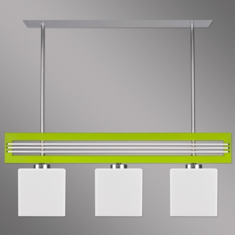 Závěsné svítidlo SANGA SG/3/G/K 3xE14/60W