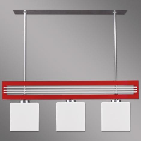 Závěsné svítidlo SANGA SG/3/R/K 3xE14/60W