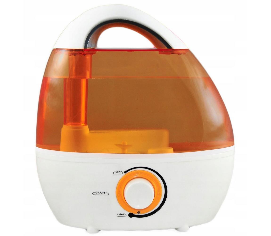 Polux Zvlhčovač vzduchu LOOK 2,1l 30W/230V oranžová
